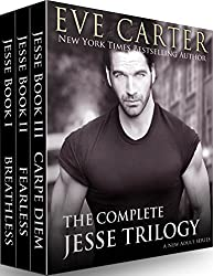 Jesse Complete Series Box Set: Breathless - Fearless - Carpe Diem (English Edition)