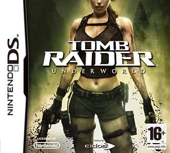 Risultati immagini per tomb raider underworld nds