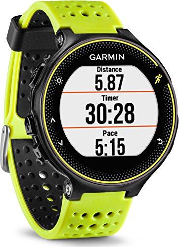 Garmin Forerunner 230 HR GPS-Laufuhr inkl. Herzfrequenz-Brustgurt – 16 Std. Akkulaufzeit, Smart Notifications - 7