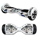mightyskins Protective Vinyl Skin Decal for Hover Board self Balancing Scooter Mini 2