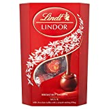 #3: Lindt Lindor Swiss Milk Chocolate Truffles, 200g, Free ChoocKick Eco Friendly Pen