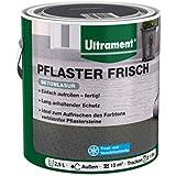 Ultrament Pflaster Frisch, anthrazit, 2,5l