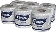 Kleenex Premium Bathroom Tissue, 2 Ply, 160 Soft Pulls per Roll, 6 Rolls, 60047 By Kimberly Clark
