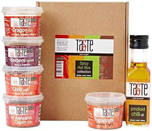Gourmet Spice Company Spicy Hot ...