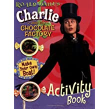 Charlie Chocolate Factory Activity Book