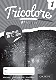 Tricolore 5e édition Grammar in Action Workbook 1 (8 pack) (Tricolore 5th Edition)