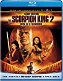Scorpion King 2: Rise of a Warrior [USA] [Blu-ray]