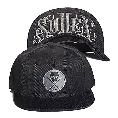 Sullen Men's Untold Snapback Hat Black