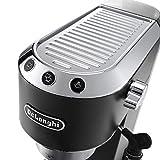 DeLonghi EC 685.BK Dedica Siebträgerespressomaschine - 5