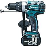Makita BHP458 18V LXT Combi Drill and Plastic Case
