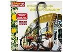 Lifetime Garden Dekorativer Pflanzenhänger, 1 x 24,5 x 25 cm, Metall, 09716