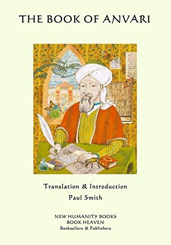The Book Of Anvari por Paul Smith Gratis