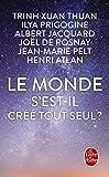 Le Monde s'Est-Il Créé Tout Seul ? (Litterature & Documents) (French Edition) by Thuan(2010-04-01) - Distribooks Inc - 01/01/2010