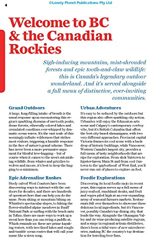 British Columbia & Canadian Rockies (Country Regional Guides) - 11