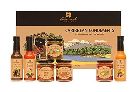 Edinburgh Preserves Caribbean Condiments, Curries & Sauces