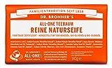 Dr. Bronner's Stückseife Teebaum 140 g