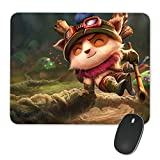 Teemo-001 League of Legends LoL Mousepad Custom Print