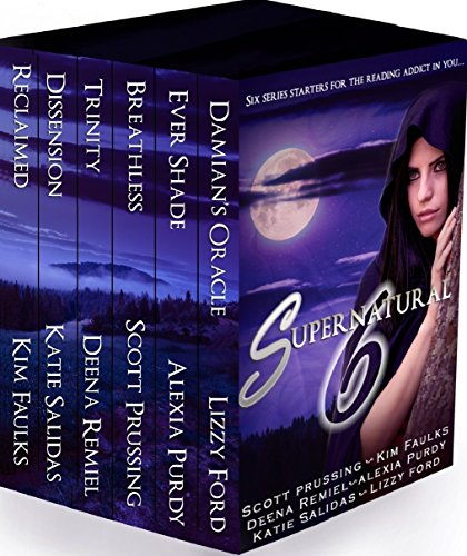 Supernatural Six: Origins: 6-Book Boxed Set