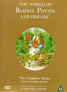 The World of Beatrix Potter and Friends Complete Box Set [DVD] [1993]