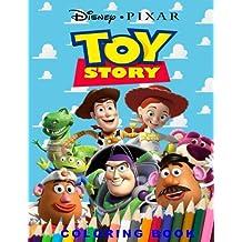 Disney Pixar Toy Story Coloring Book