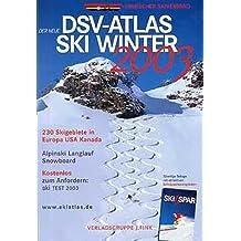 Der neue DSV-Atlas Ski Winter 2003