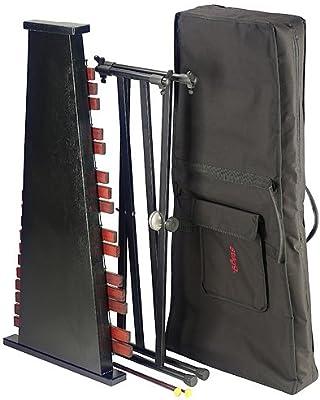 Stagg XYLO-SET 37 - Xilófono 3 octavas con soporte, caja y mazos