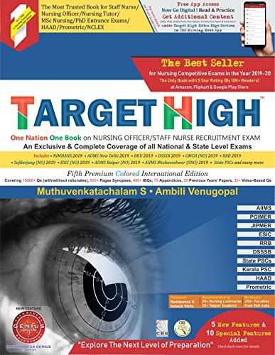 Target High-5th Premium Colored International Edition