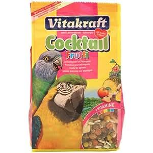 Vitakraft vitobel vitakraft cocktail frutti perroquets for Cocktail perroquet