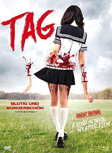 Preisvergleich Produktbild TAG - Uncut/Mediabook  (+ DVD) [Blu-ray] [Limited Edition]