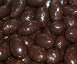 Plain Chocolate Covered Brazil Nuts 500 gram bag (1/2 kilo)