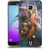 Head Case Designs Carina Nébuleuse Espace Étui Coque en Gel molle pour Samsung Galaxy A3 (2016)