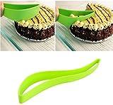 Annedenn Küche Gadget Cake Pie Slicer Blatt Guide Cutter