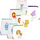 #10: Softcare Newborn Size Premium Cotton Cloth Padded Reusable Nappy 9 pcs Set (0 to 3 Months)