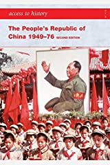 Access To History: The People's Republic of China 1949-76 2nd Edition Paperback