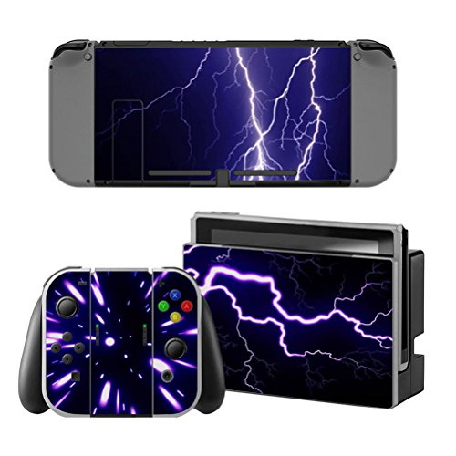 Zhhlaixing Skin Sticker Vinyl Decal Case para Nintend Switch Game Accessories ZY0030 51PBcGqPMfL