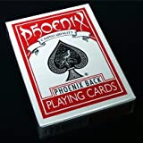 Phoenix Card Shark 1 Deck Playing Cards (Red)