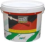 Naici Guaina Liquida Impermeabilizzante Monocomponente colore Rosso 10 Kg NP5