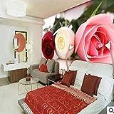 SKTYEE HD mural Custom 6221D Photo WallpaperGroßes wandbild TV hintergrundbild HD personalisierte hochzeitsmode pflaume schlafzimmer für wohnzimmer papel de parede, 350x245 cm