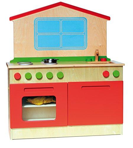 RAFFETTO 155T 78,5x 30x 50/94cm Küche mit Spüle Spielset Preisvergleich