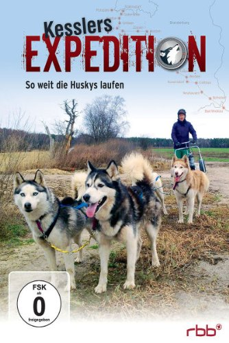 Kesslers Expedition - So weit die Huskys laufen