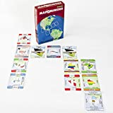 Image for board game Wild Card Games Mapominoes Americas (North & South)