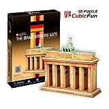 Cubic Fun 3D-Puzzle Brandenburger Toor Berlin Gate 31tlg