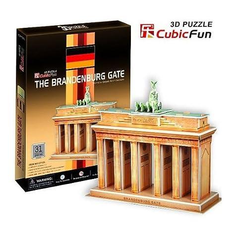 The Brandenburg Gate 31 Piece 3D Jigsaw