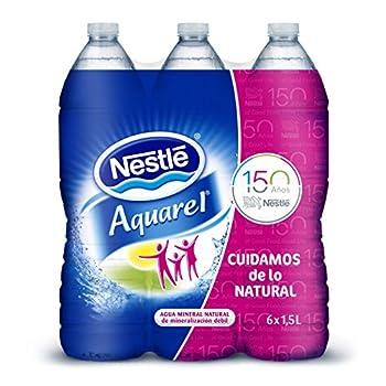Nestl Aquarel Agua Mineral...