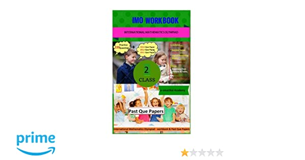 Imo Workbook & Past Que Papers, Class 2: Amazon in: U-smartkid