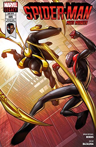 Spider-Man: Miles Morales: Bd. 5 (2. Serie): Iron Spiders Sinistre Sechs (Morales Spiderman Miles Ultimate)