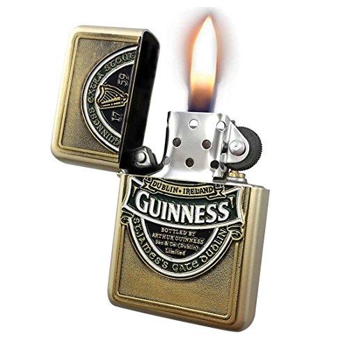 briquet-tempte-avec-botier-dor-collection-guinness-irlande