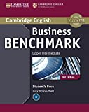 Business Benchmark Upper Intermediate Business Vantage Student's Book (Cambridge English) by Guy Brook-Hart (2013-01-24)