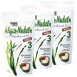 3 x 250gr Low Carb Algen Nudeln 3 kcal Kalorien ! Kelp Nudel Noodless Spaghetti Bissfest Vegan Glutenfrei Fettfrei ohne Zucker 3`er Pack