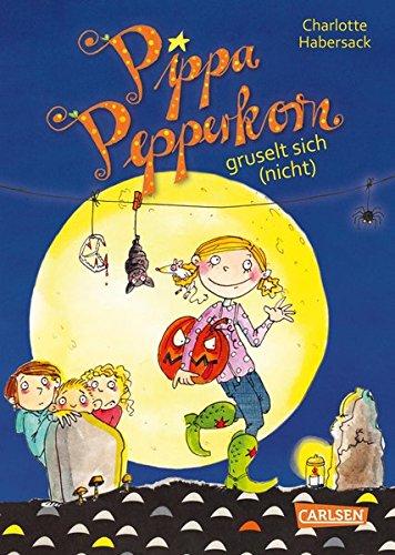 Buchseite und Rezensionen zu 'Pippa Pepperkorn 7: Pippa Pepperkorn gruselt sich (nicht)' von Charlotte Habersack